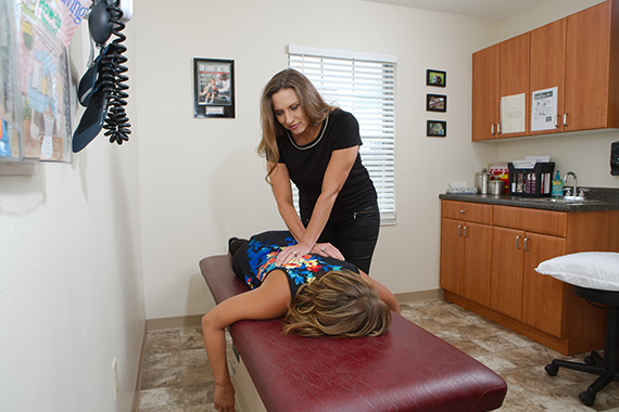 Osteopathic Manipulation Therapy